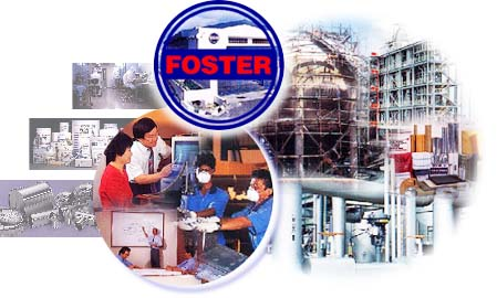 Welcome To Foster Group Malaysia Homepage - Foster Thermal Engineering, Foster Insulation and Gruvtech Engineering. Our Activities - insulation, refractory, contracting, fire-fighting, insulation contractor. Our products - cellular glass, foamglas, calcium silicate, polyurethane, polyisocyanurate, mineral fibre, Metalfos, metal jacketing, ceramic fibre, epoxy flooring, Stonhard